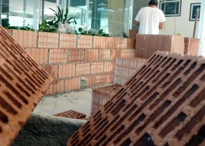 Pareti in muratura