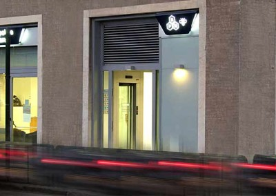 Ristrutturazione banca. La Spezia