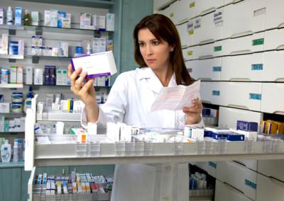 Cassettiere per farmaci