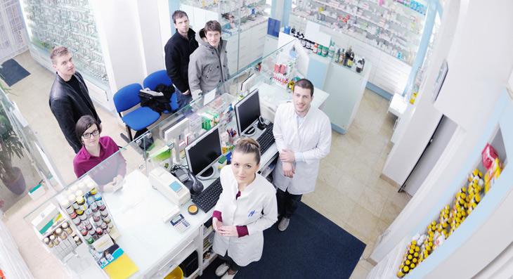 Progetto di banco etico farmacia