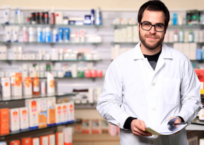 Sopralluoghi per progetto farmacie