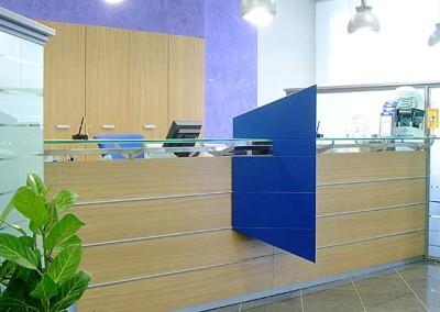 Progetto banco e consulenze