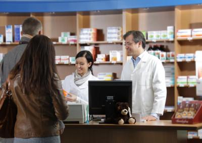 Progetto banco farmacia