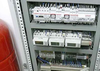 Quadro impianto elettrico