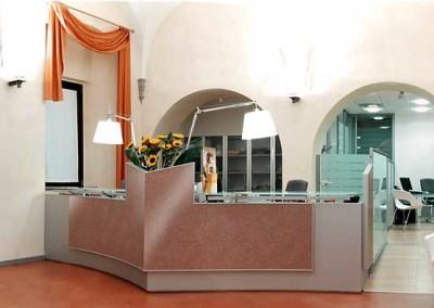 Restauro sede bancaria