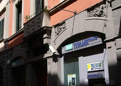 Ristrutturazione banca